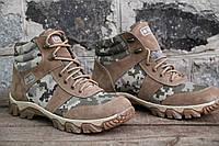 Тактические ботинки из натуральной кожи MAX MT PX