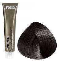 Стойкая безаммиачная краска для волос DUCASTEL Subtil Infinite 60 мл 5 - Светлый шатен