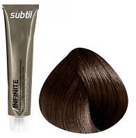 Стойкая безаммиачная краска для волос DUCASTEL Subtil Infinite 60 мл 6.77 - Тёмный блондин глубокий коричневый