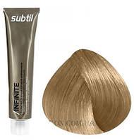 Стойкая безаммиачная краска для волос DUCASTEL Subtil Infinite 60 мл 9.13 - Очень светлый блондин пепельный золотистый