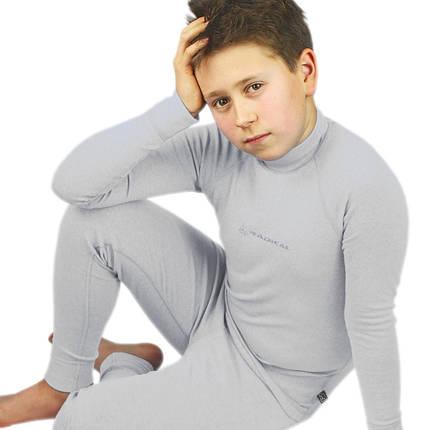 Комплект детского термобелья Radical Melange 116-122 Светло-серый, фото 2
