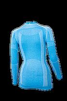 Комплект женского термобелья Haster Merino Wool M/L Синий, фото 3