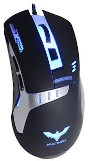 Мышь игровая проводная Havit HV-MS739  black