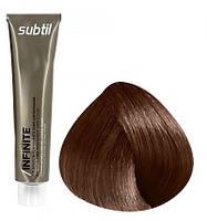 Стойкая безаммиачная краска для волос DUCASTEL Subtil Infinite 60 мл 6.45 - Тёмный блондин медный красное дерево