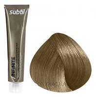 Стойкая безаммиачная краска для волос DUCASTEL Subtil Infinite 60 мл 8.71 - Светлый блондин коричнево-пепельный