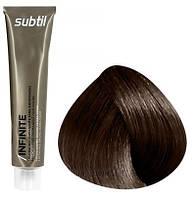 Стойкая безаммиачная краска для волос DUCASTEL Subtil Infinite 60 мл 6.75 - Тёмный блондин коричнево-махагоновый