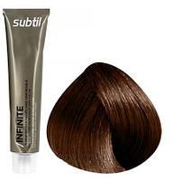 Стойкая безаммиачная краска для волос DUCASTEL Subtil Infinite 60 мл 7.74 - Блондин коричнево-медный