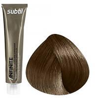 Стойкая безаммиачная краска для волос DUCASTEL Subtil Infinite 60 мл 7.7 - Блондин коричневый
