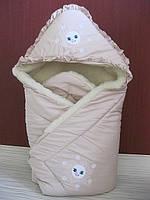 Умка Грета Greta Конверт зимний на овчине, фото 1