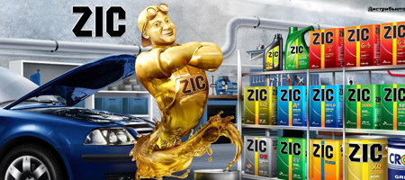Zic - моторные масла