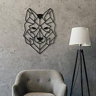 """Декоративное панно / картина  """"Волк"""", фото 1"""