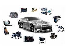Автомобильные товары, мелкая электроника в авто, аксессуары
