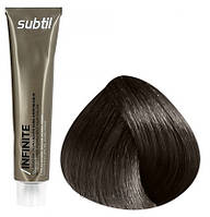 Стойкая безаммиачная краска для волос DUCASTEL Subtil Infinite 60 мл 5.71 - Светлый шатен коричнево-пепельный