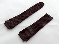 Ремінець до годинників HUBLOT Big Bang - коричневий колір, фото 1