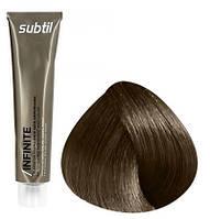 Стойкая безаммиачная краска для волос DUCASTEL Subtil Infinite 60 мл 6.72 - Тёмный блондин коричнево-ирисовый