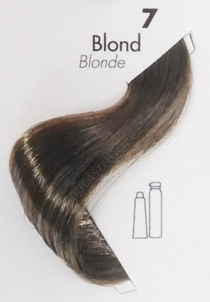 Тонирующая краска для волос DUCASTEL Subtil Tone HD 60 мл 7 - блонд