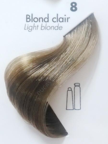 Тонирующая краска для волос DUCASTEL Subtil Tone HD 60 мл 8 - светло - русый