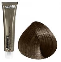 Стойкая безаммиачная краска для волос DUCASTEL Subtil Infinite 60 мл 6.7 - Тёмный блондин коричневый