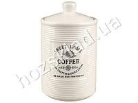 """Банка для кофе Stenson """"Прованс"""" 650мл 10,5х10,5х17см"""