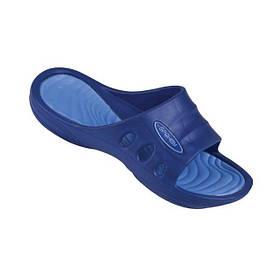 Шлепанцы пляжные детские Spokey Flipi 31 Темно-синие с голубым (s0088)