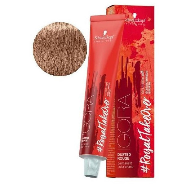 Краска для волос Schwarzkopf Igora Royal Dusted Rouge 60 мл 9-674