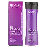 Кондиционер с кератином REVLON Be Fabulous Hair Recovery Keratin Conditioner 250 мл