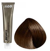 Стойкая безаммиачная краска для волос DUCASTEL Subtil Infinite 60 мл 5.4 - Светлый шатен медный