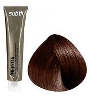 Стойкая безаммиачная краска для волос DUCASTEL Subtil Infinite 60 мл 6.46 - Тёмный блондин медно-красный