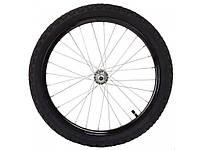 Колесо переднее велосипедное в сборе 18д. WHEEL FR-18