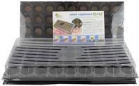 Набор Садовник 3 в 1 36 ячеек+36 торф. таблеток + прозрачная крышка