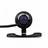 Камера заднего вида для авто универсальная бабочка LM-600L, фото 4