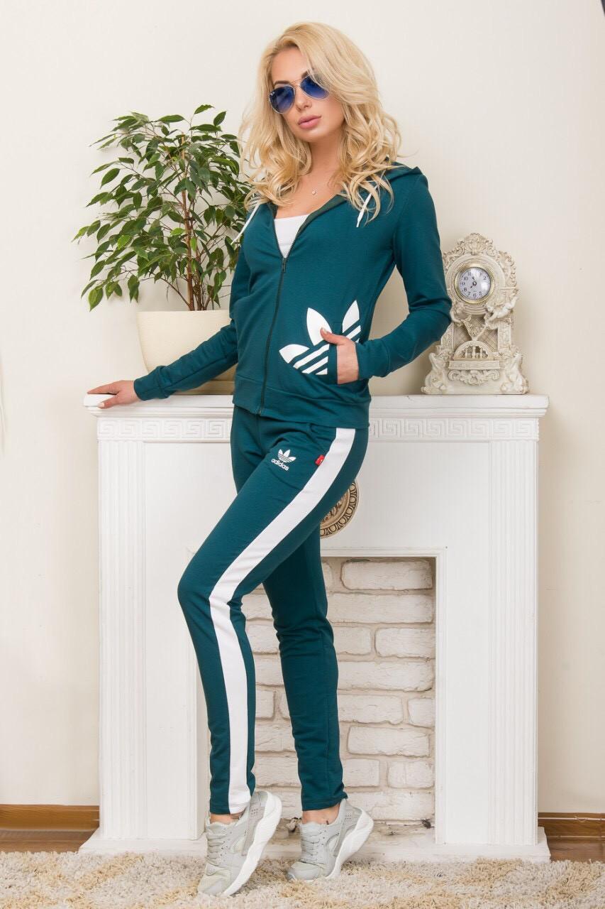 Костюм спортивный женский adidas