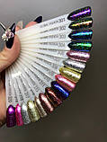 Гель Лак Shine Spektrum № 306 , Global Fashion 8 ml, фото 4