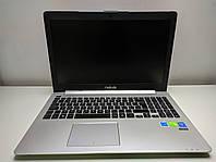 """Ноутбук Asus R553LN /Intel Core i5-4210U 2.7GHz/6Гб/15.6""""/NVIDIA GeForce 840M, фото 1"""