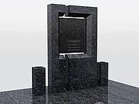 Меморіальний комплекс з граніту Дніпро, фото 1