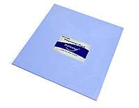 Термопрокладка Halnziye HC10 0.5мм 100х100 синяя 4 Вт/(м*К) термоинтерфейс для ноутбука (TPr-HC10), фото 1