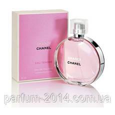 Женская туалетная вода Chanel Chance Eau Tendre + 10 мл в подарок (реплика), фото 2