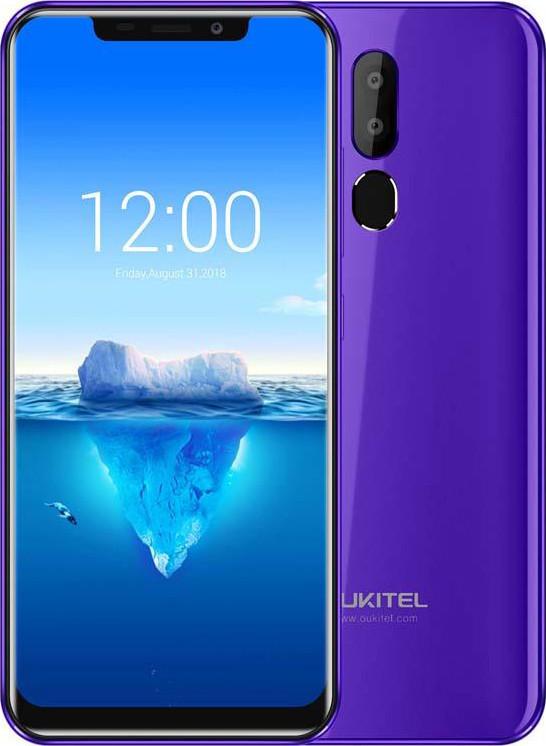 Смартфон Oukitel C12 Pro 2/16Gb 4G Violet Purple, фото 1