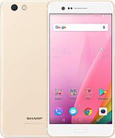 Смартфон Sharp Z3 4/64 Gold