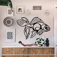 "Декоративное панно / картина   ""Золотая рыбка"", фото 1"