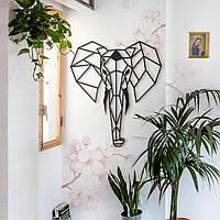 "Декоративное панно / картина   ""Слон"", фото 1"