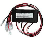 Балансир для аккумуляторов  HA02-4-12 для 2-3-4 шт. 12В в системе  24/36/48В, фото 1