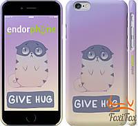 "Чехол на iPhone 6 "" Give hug """