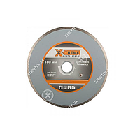 X-TREME 250x6x2.6x25.4мм Круг алмазный по плитке