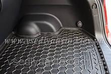 Коврик в багажник FIAT 500 (AVTO-GUMM)