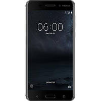 Смартфон Nokia 6 3/32Gb Black
