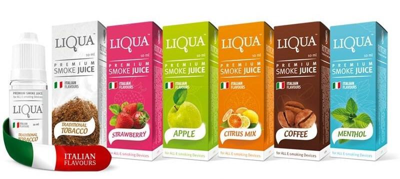 Заправка Liqua smoke juice