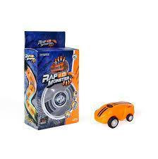 Машинка в шаре Rapid Monster