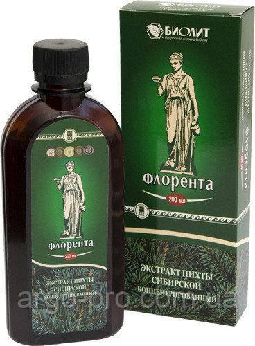 Флорента напиток 200 мл Арго (укрепляет иммунитет, бронхит, грипп, вирусы, ангина, гайморит, простуда, отит)