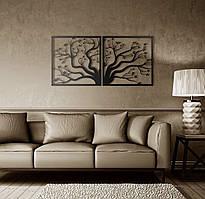 "Картина из дерева ""Дерево жизни"""
